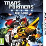 Transformers Prime – The Game (USA) 3DS ROM