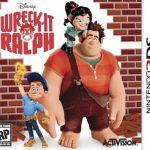 Wreck-It Ralph (USA) (Region-Free) (Multi-Español) 3DS ROM CIA