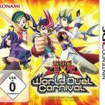 Yu-Gi-Oh! Zexal World Duel Carnival (EUR) (Region-Free) (Multi-Español) 3DS ROM CIA