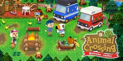 Energian Saasto—These Animal Crossing New Leaf Welcome