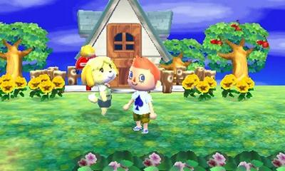 Energian Saasto—These Animal Crossing New Leaf Welcome
