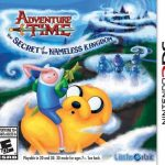 Adventure Time The Secret of the Nameless Kingdom (USA) (Region-Free) 3DS ROM CIA