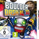 Boulder Dash XL 3D (USA) (Region-Free) 3DS ROM CIA