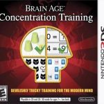 Brain Age Concentration Training (USA) (Region-Free) (Multi) 3DS ROM CIA