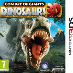 Combat of Giants – Dinosaurs 3D (USA) (Region-Free) (Multi-Español) 3DS ROM CIA