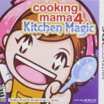 Cooking Mama 4 Kitchen Magic (USA) (Region-Free) 3DS ROM CIA