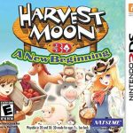 Harvest Moon 3D A New Beginning (USA) (Region-Free) 3DS ROM CIA