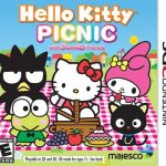 Hello Kitty Picnic with Sanrio Friends (USA) (Region-Free) (Multi) 3DS ROM CIA