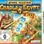 Jewel Master Cradle of Egypt 2 3D (USA) (Region-Free) 3DS ROM CIA