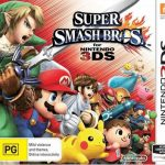 Super Smash Bros For 3DS (USA) (Multi-Español) 3DS ROM CIA + Update 1.1.7 + DLC