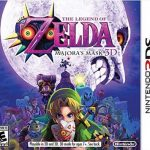 The Legend of Zelda Majoras Mask 3D (USA) (Multi-Español) 3DS ROM CIA + Update v 1.1