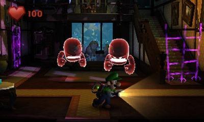 Luigi's Mansion Dark Moon (USA) (Region-Free) (Multi-Español) 3DS