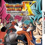 Dragon Ball Heroes Ultimate Mission X (JPN) (Region-Free) 3DS ROM CIA
