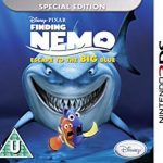 Finding Nemo Escape to the Big Blue Special Edition (USA) (Region-Free) (Multi-Español) 3DS ROM CIA