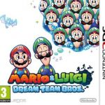 Mario and Luigi Dream Team (USA) (Region-Free) (Multi-Español) 3DS ROM CIA + Update 1.1