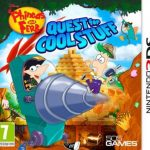 Phineas & Ferb Quest of Cool Stuff (USA) (Region-Free) (Multi-Español) 3DS ROM CIA