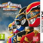 Power Rangers Megaforce (USA) (Region-Free) (Multi-Español) 3DS ROM CIA