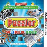 Puzzler World 2013 (USA) (Region-Free) 3DS ROM CIA