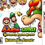 Mario & Luigi Bowser's Inside Story + Bowser Jr.'s Journey (USA) (Multi-Español) 3DS ROM