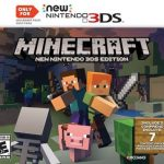 Minecraft: New Nintendo 3DS Edition (USA) (Multi-Español) (Solo para New 3DS) ROM CIA