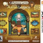 Professor Layton and the Azran Legacy (USA) (Region-Free) 3DS ROM CIA