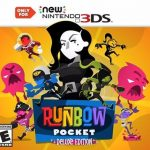 Runbow Pocket Deluxe (USA) (Region-Free) (Solo para New 3DS) ROM CIA