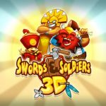 Swords & Soldiers 3D (EUR) (Region-Free) 3DS ROM CIA