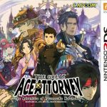 The Great Ace Attorney (JPN) (Region-Free) 3DS ROM CIA