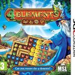 4 Elements (EUR) (Multi) 3DS ROM CIA