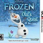 Disney Frozen – Olafs Quest (EUR) (Multi) 3DS ROM CIA