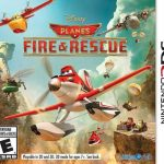 Disney Planes Fire and Rescue (USA) (Region-Free) (Multi) 3DS ROM CIA