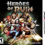 Heroes of Ruin (EUR) (Multi-Español) 3DS ROM CIA