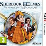Sherlock Holmes – The Mystery of the Frozen City (EUR) (Multi-Español) 3DS ROM CIA