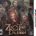 Zero Escape Zero Time Dilemma (USA) (Region-Free) 3DS ROM CIA