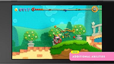 Kirbys Extra Epic Yarn 3Ds Rom | The Noob: Official