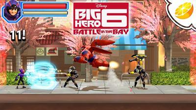 Big Hero 6 – Battle in the Bay (EUR) (Multi-Español) 3DS ROM CIA