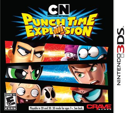 Cartoon Network Punch Time Explosion Eur Multi Espanol 3ds Rom Cia Roms3ds Com Descarga 3ds Roms Roms 3ds Cia Roms Cfw Luma3ds Gateway3ds Ds Roms Gba Roms Isos Psvita Vpk