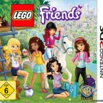 LEGO Friends (EUR) (Multi-Español) 3DS ROM CIA