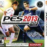 Pro Evolution Soccer 2013 3D (EUR) (Multi4-Español) 3DS ROM CIA