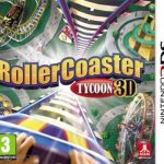 RollerCoaster Tycoon 3D (EUR) (Multi-Español) 3DS ROM CIA