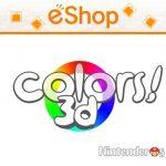 Colors! 3D (USA) (Multi-Español) (eShop) 3DS ROM CIA