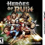 Heroes of Ruin (USA) 3DS ROM CIA