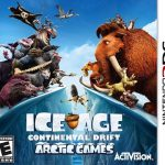 Ice Age – Continental Drift – Arctic Games (USA) 3DS ROM CIA