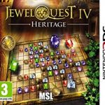 Jewel Quest IV Heritage (EUR) (Multi-Español) 3DS ROM CIA