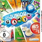 Junior Games 3D (EUR) (Multi-Español) 3DS ROM CIA