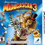 Madagascar 3 (USA) (Multi) 3DS ROM CIA