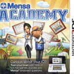 Mensa Academy (EUR) 3DS ROM CIA