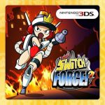 Mighty Switch Force! 2 (USA) (Multi) (eShop) 3DS ROM CIA