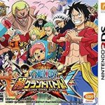 One Piece – Super Grand Battle X (JPN) 3DS ROM CIA