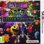 Pac-Man & Galaga – Dimensions (EUR) (Multi-Español) 3DS ROM CIA